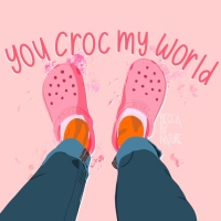 You Croc My World