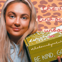 The Vegan Kind October Unboxing